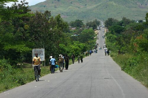 Kongolesisk väg