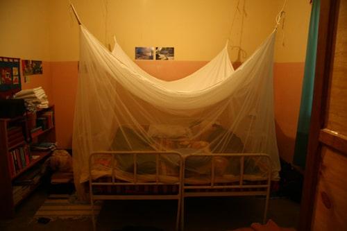 Det gäller att skydda sig mot elaka myggor