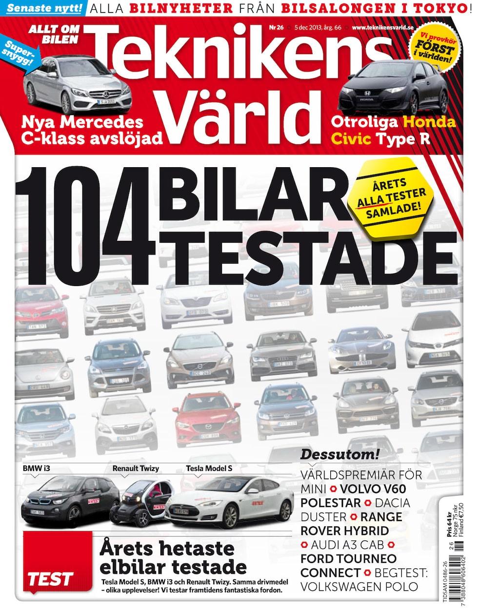 Teknikens Värld nummer 26 / 2013