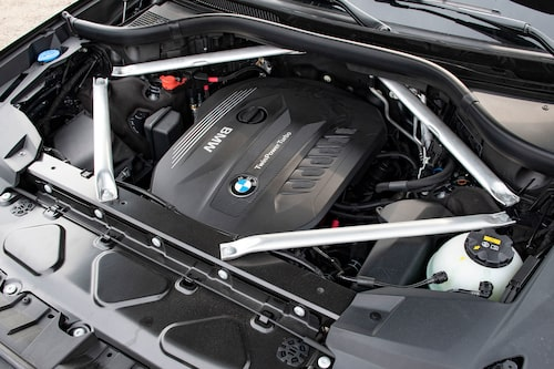 30d-motorn har alltid övertygat med mjuk gångkultur och klockren respons.
