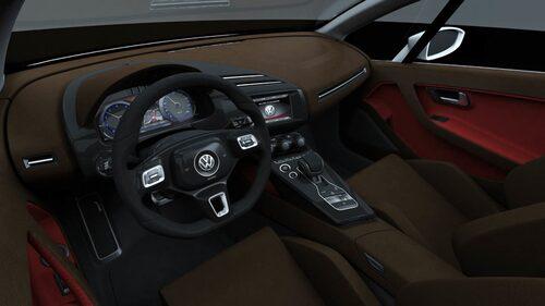 Volkswagen Giugiaro Tex