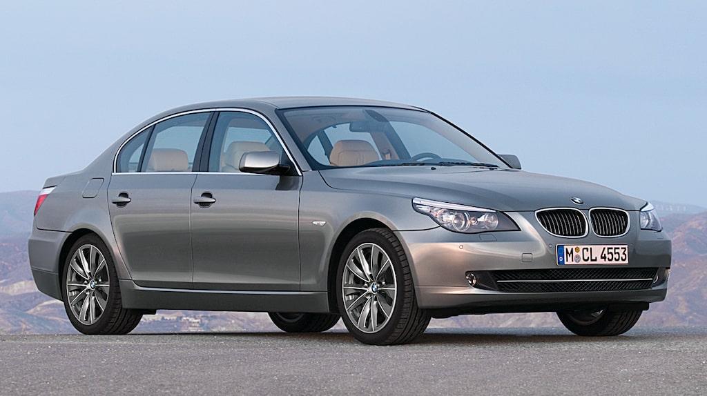 BMW 5-serie E60