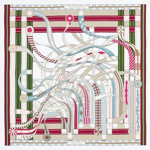 Hur mycket kan du om Hermès klassiska scarf?