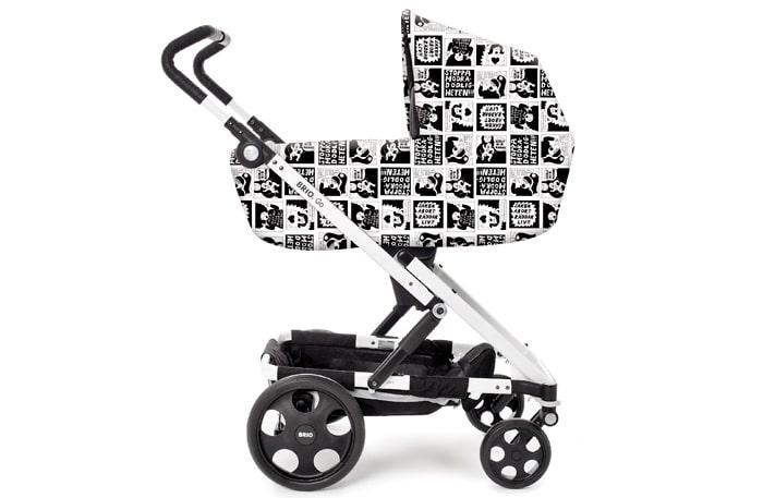Ställ upp och marschera mot mödradödligheten och du får årets snyggaste barnvagnsskydd, designat av serietecknaren Liv Strömquist.