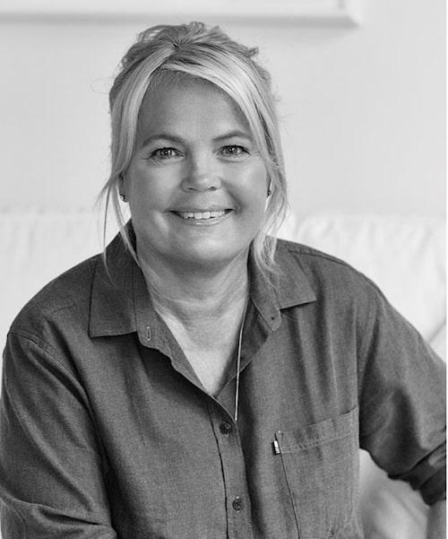Kristina Lindhe, grundare och VD på Lexington.