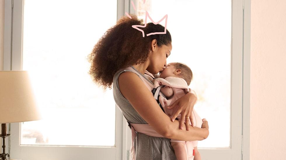 Saker vi önskar att någon hade berättat för oss när vi var nyblivna mammor.