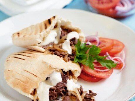 Renskavs-kebab