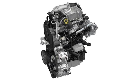 Volkswagen 2,0 TDI.