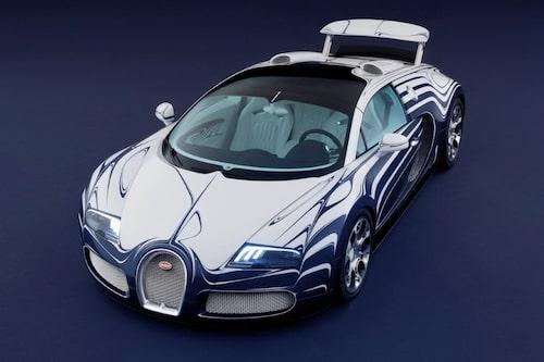 Bugatti Grand Sport L'Or Blanc