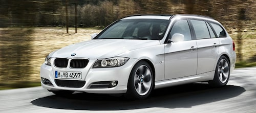 BMW 320d EfficientDynamics Edition Touring