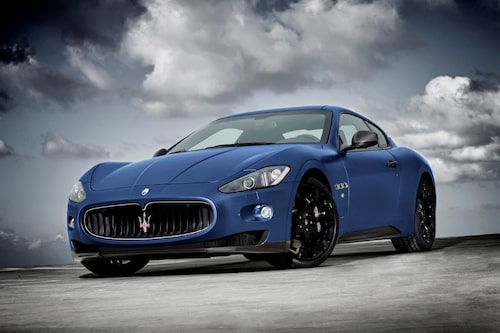Maserati GranTurismo Limited Edition