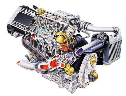 Turbomotorn som fick många på fall.