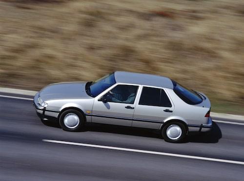 Saab 9000 CSE