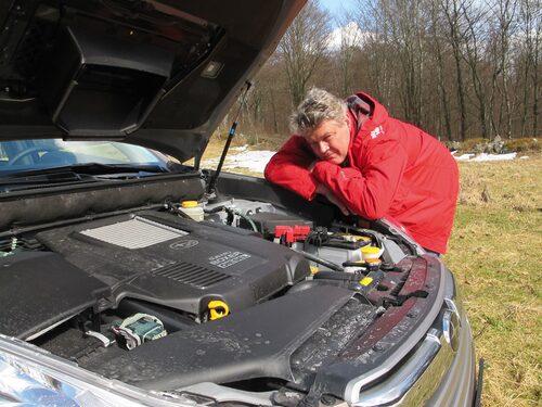 Borglund vet att automatlådan finns där nere någonstans.