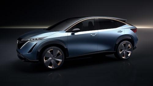 I fjol presenterade Nissan konceptbilen Ariya på bilsalongen i Tokyo. Bakom designen står Giovanni Arroba som vi intervjuat inför denna artikel.