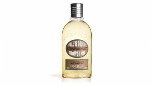 Underbar lyx vid varenda dusch.
