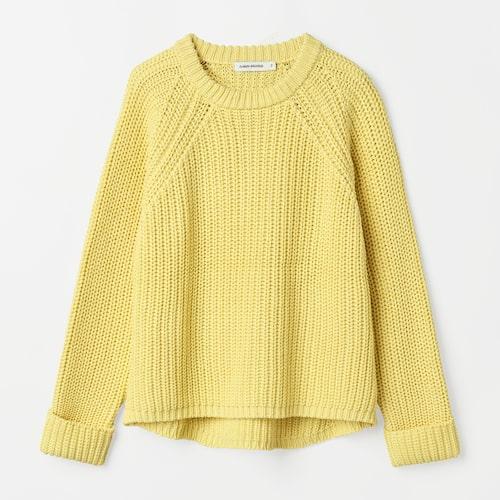 Önska dig en stickad tröja från Carin Wester/Åhléns till mors dag, så har du något att värma dig med när sommarkvällarna blir kyliga.