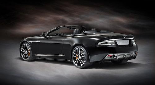 Aston Martin DBS Volante Carbon Edition