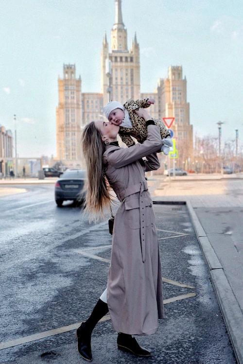 Mammalivet i Moskva är inte så pjåkigt!