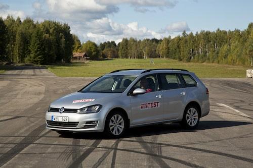Volkswagen Golf Sportscombi