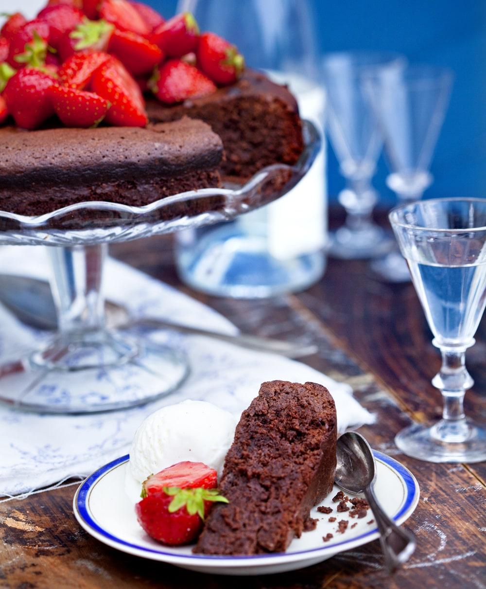 Den perfekta kakan när kroppen skriker efter choklaaaaaaad.