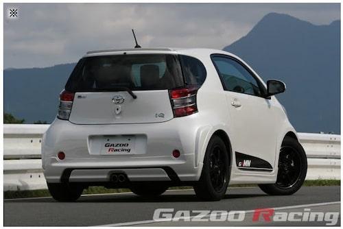 Toyota iQ GAZOO