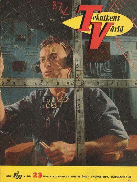 Teknikens Värld nummer 23 / 1956