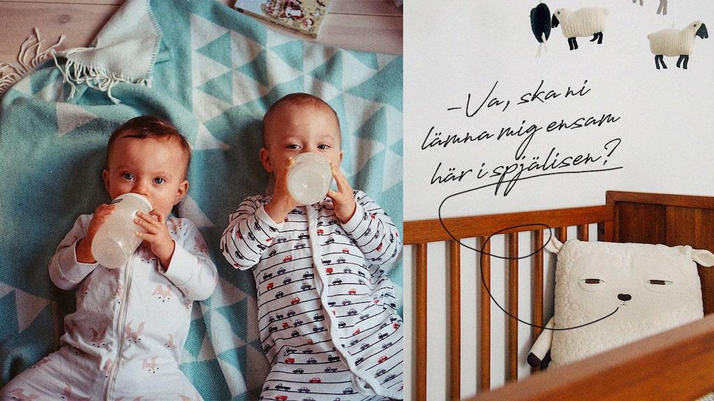Barnsäng, växasäng eller madrass direkt på golvet? Vad är det bästa nästa steg från spjälsängen? mama-läsarna svarar.