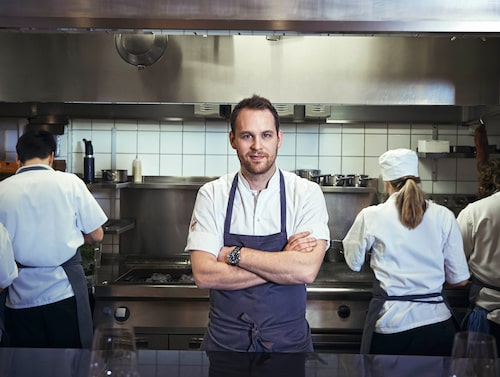 Björn Frantzéns stjärnkrog hamnar på sjätte plats över årets lista över världens bästa restauranger.