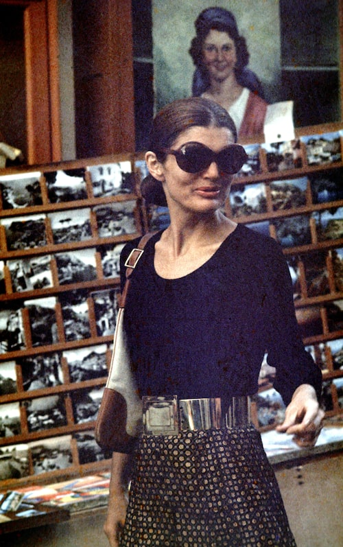 Gucci relanserar Jackie Kennedy-väskan Jackie 1961.