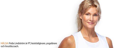 Mata de goda bakterierna med rätt mat, tipsar Frida. Vill du ha hjälp med kost eller träning? Mejla till: fråga.ptn@amelia.se