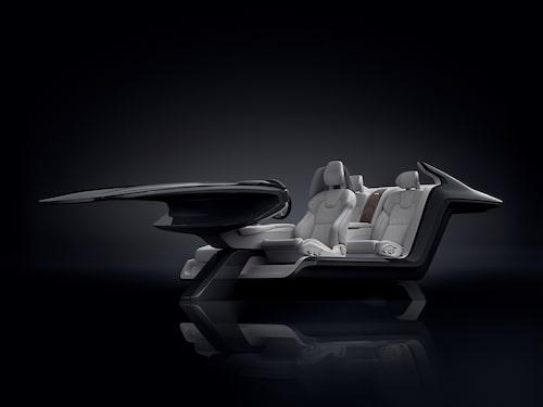 Volvo S90 Excellence Interior Concept