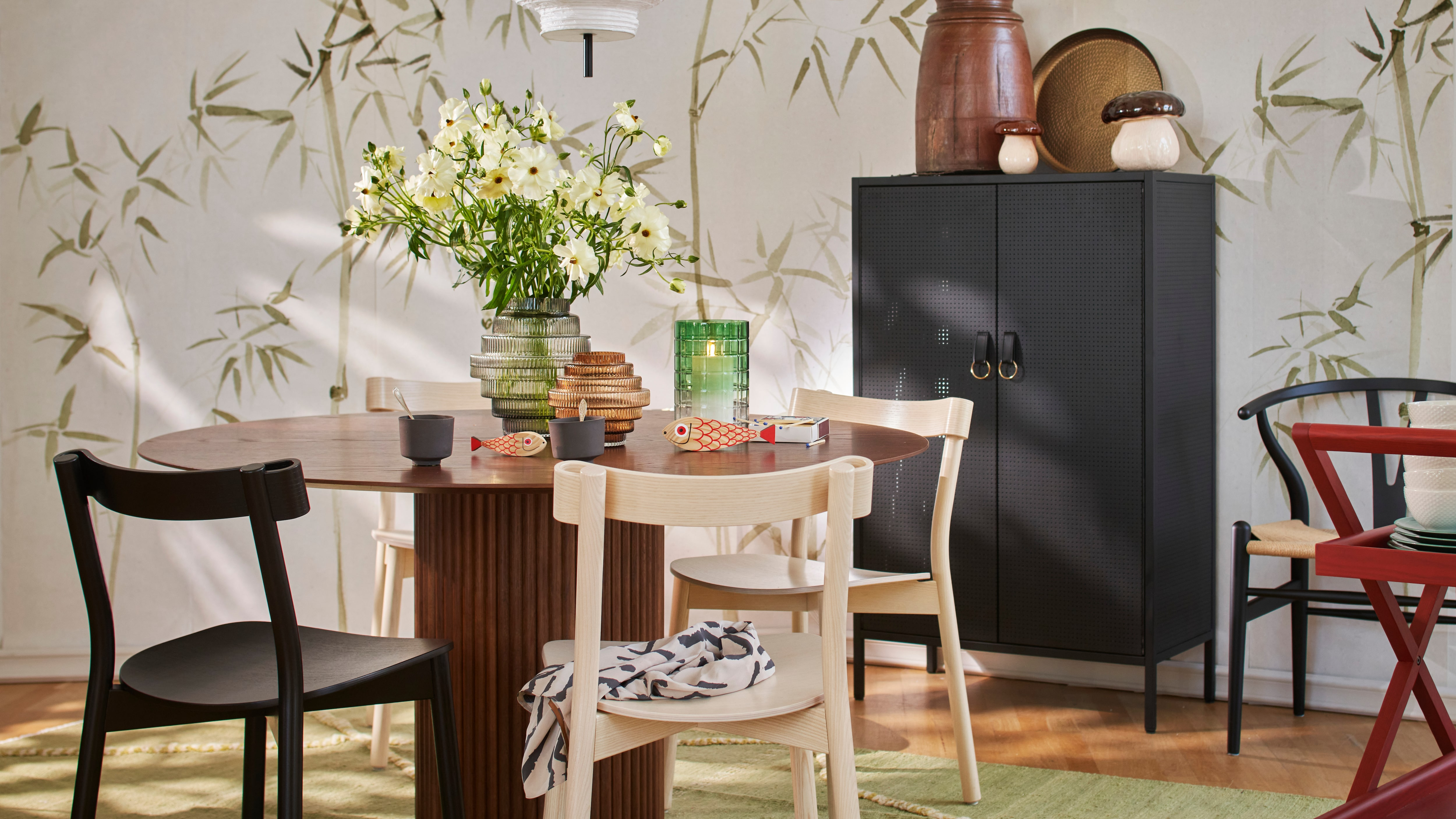 37 inspirerande bilder och idéer på matbord i vardagsrummet