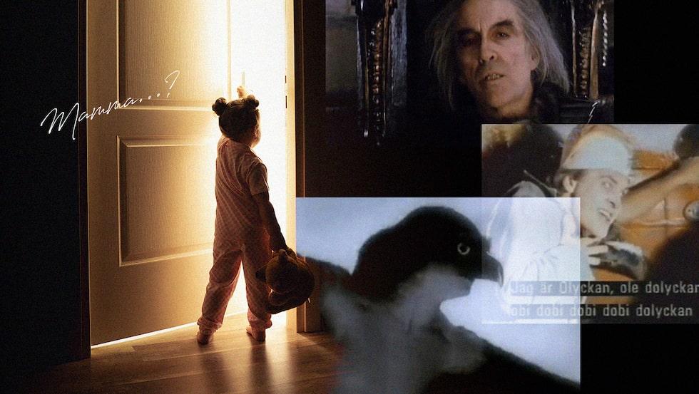 Minns ni de de här läskiga barnprogrammen från förr?