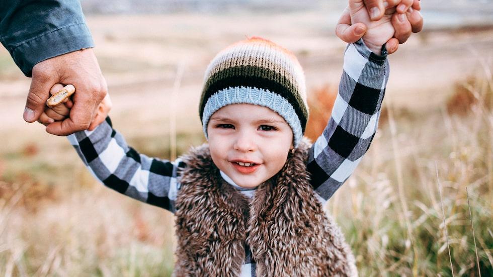 När 5-åringen förstår att vi är i en klimatkris och börjar ställa frågor – vad ska man säga? undrar pappan.