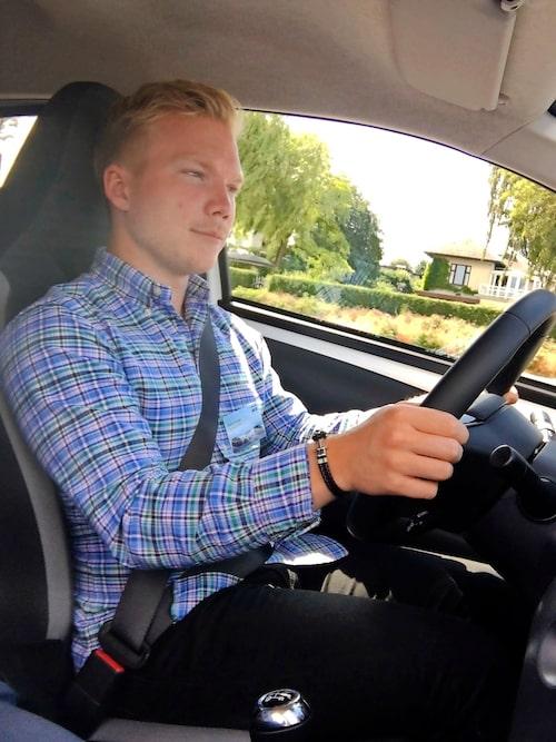 Aygo är kul att köra och det lilla formatet gör att det känns som det går mycket snabbare än vad det gör!
