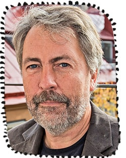 Lars Löwenborg, förskolepsykolog.