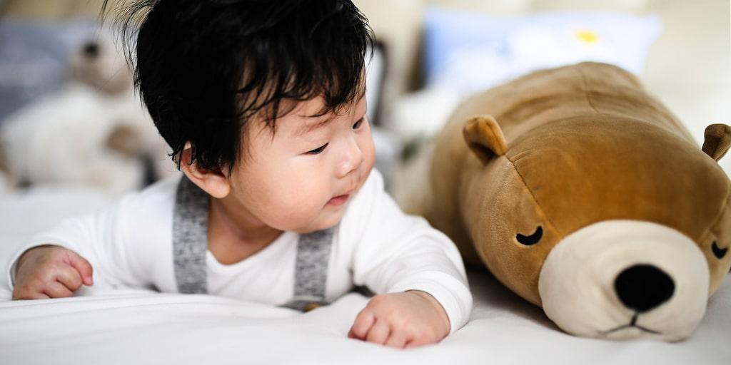 Att förändra barns sömn tar veckor, enligt barnpsykolog Malin Bergströms erfarenhet.