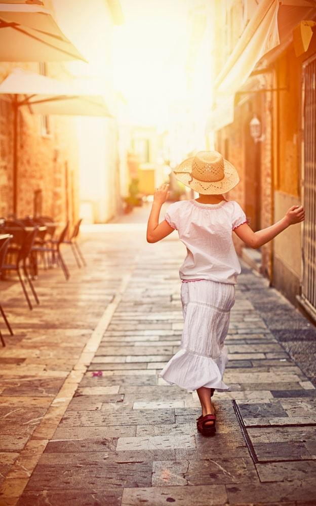 Ta en paus från stranden och shoppa loss i Palma!