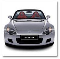 Provkörning av Honda S2000