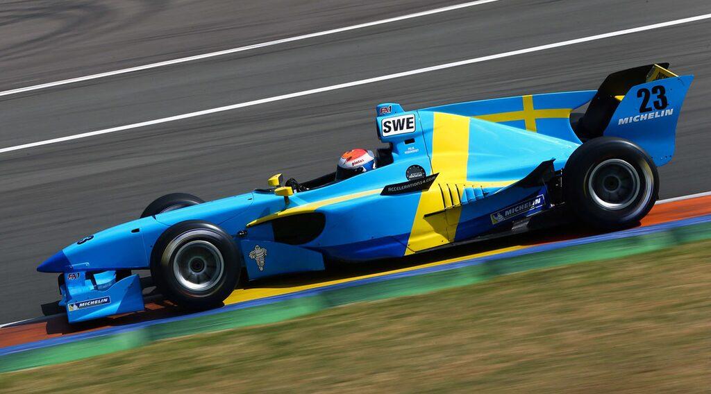 Felix Rosenqvist FA1 Team Sweden