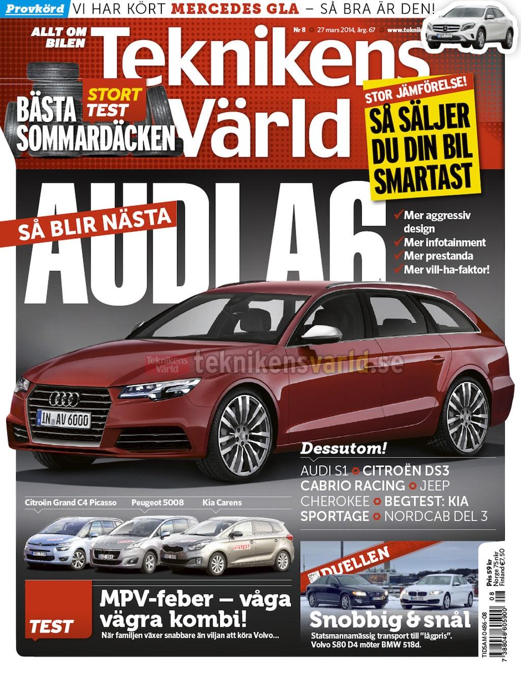Teknikens Värld nummer 8 / 2014