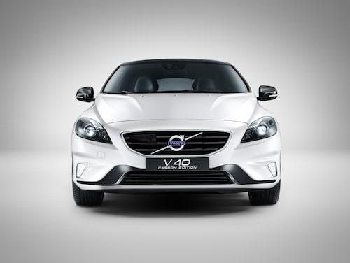 Volvo V40 Carbon Edition 2015