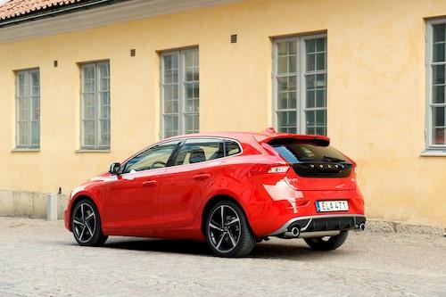 Volvo V40 R-Design 2015