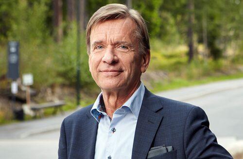 Håkan Samuelsson, vd för Volvo Cars, ser positivt på framtiden.