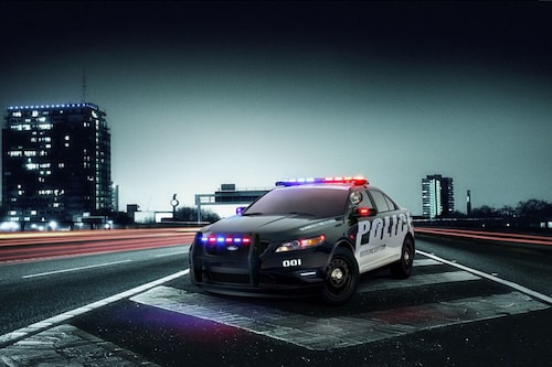 Ford Taurus Interceptor