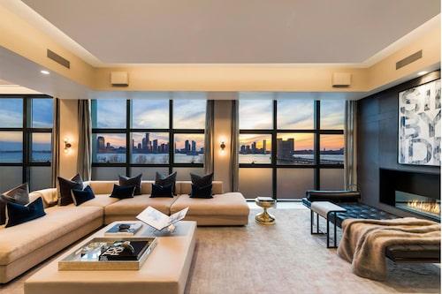 En skyline värd miljoner. Foto: Douglas Elliman Real Estate
