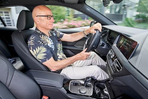 BMW har lyckats riktigt bra med att kombinera bra åkkomfort med ett visst mått av körglädje.