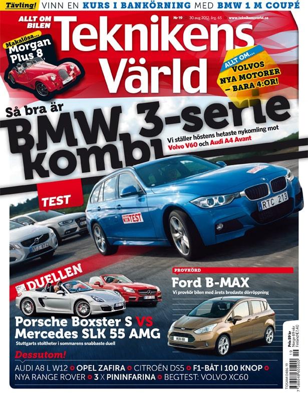 Teknikens Värld nummer 19 / 2012