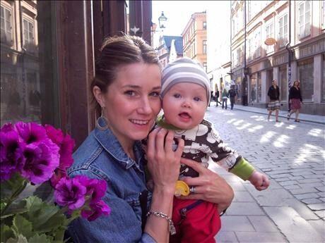 Cecilia Blankens ny bloggare på mama!